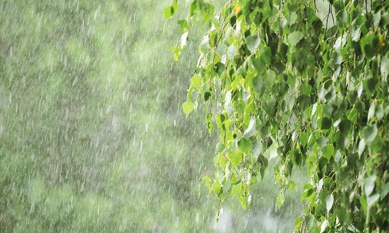 Alerte météo: averses orageuses, rafale et grêle ce mardi. Voici les provinces concernées