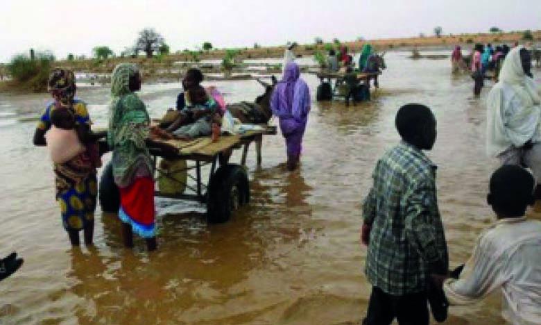 ONU : Plus d'un demi-million de personnes affectées
