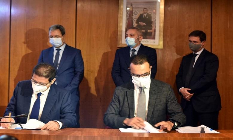 Groupe Abdelmoumen et CDG Invest : vers une prise de participation dans l'activité automobile de Socafix