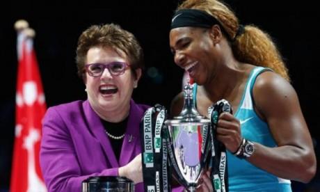 Tennis: La Fed Cup rebaptisée «Billie Jean King Cup»