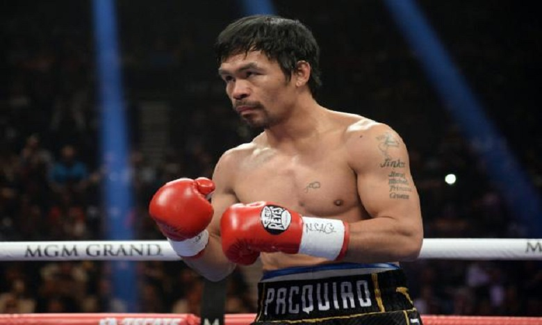 Boxe: Paquiao veut confronter  McGregor l'année prochaine