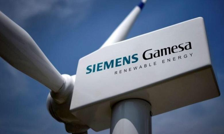 Siemens Gamesa installera 87 aérogénérateurs dans le parc éolien de Boujdour
