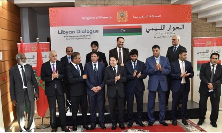 Dialogue libyen: Accord global sur les critères et les mécanismes transparents et objectifs pour occuper les postes de souveraineté