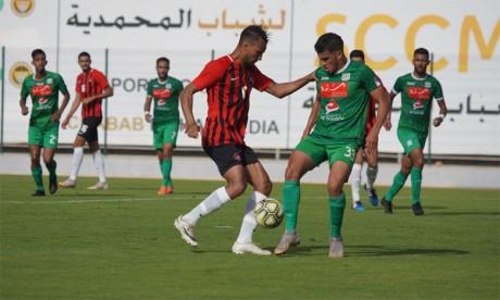 L'Olympique Dcheira et le Tihad de Casablanca ouvrent le bal des mises à jour