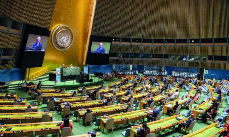 Une Assemblée générale annuelle de l'ONU par Internet