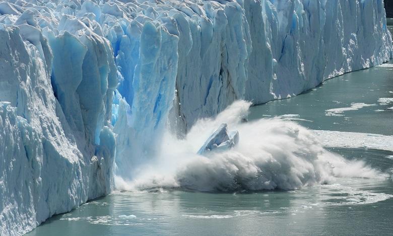 Nouvelle étude alarmante sur la fonte des glaces