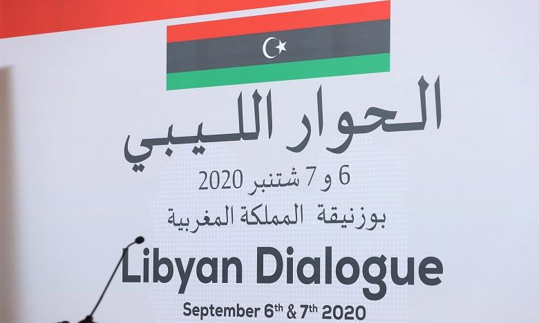 Les deux délégations avaient tenu dimanche les premières séances de ce dialogue au cours desquelles elles ont exprimé leur ambition sincère de parvenir à un consensus. Ph. MAP