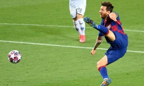 Football: L'Inter Milan écarte le recrutement de Messi