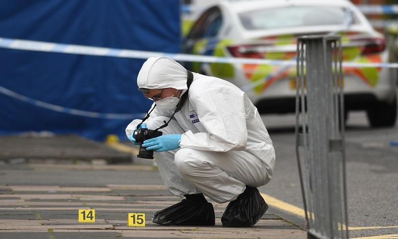 """Selon les premiers éléments de l'enquête, rien ne permet de retenir à ce stade une hypothèse """"terroriste"""" ou celle d'un crime haineux. Ph. AFP"""