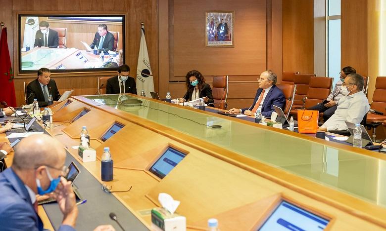 La CGEM tient son conseil d'administration