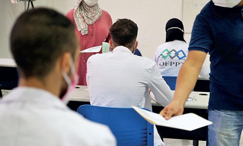 OFPPT : Des mesures exceptionnelles pour le bon déroulement des examens de fin de formation