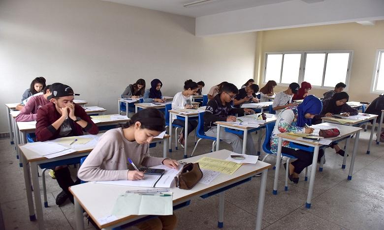 1re année du bac: Le calendrier de l'examen régional dévoilé