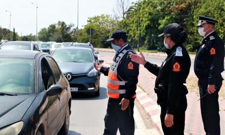 Khénifra : Restriction des déplacements de et vers plusieurs quartiers de la ville