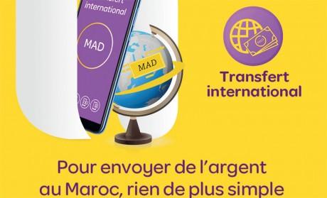 Inwi Money intègre la réception  du transfert international à son offre