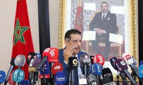 Abdelhak Khiame : «La vigilance des services sécuritaires  a évité au Maroc un bain de sang»