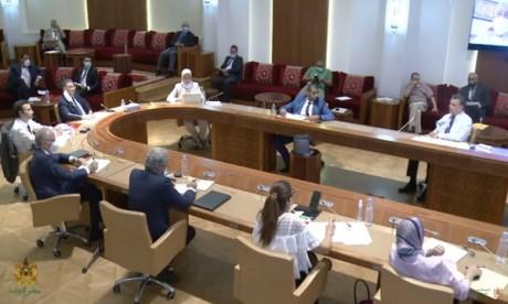 Le projet de loi relatif à l'Instance nationale de la probité examiné en commission