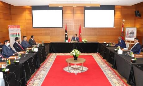 Le dialogue libyen se poursuit pour la troisième journée à Bouznika