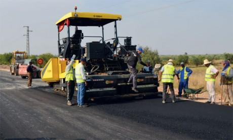 Le point sur l'état d'avancement  de projets routiers et scolaires