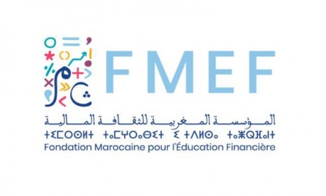 La Fondation marocaine pour l'éducation financière change d'identité visuelle