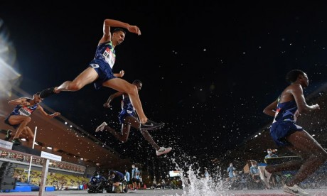 Athlétisme : Soufiane El Bakkali remporte le 1.500 m de Marseille