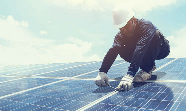 Selon l'Irena, le nombre d'emplois dans le secteur des énergies renouvelables passera à 42 millions dans le monde d'ici à 2050. Ph. DR
