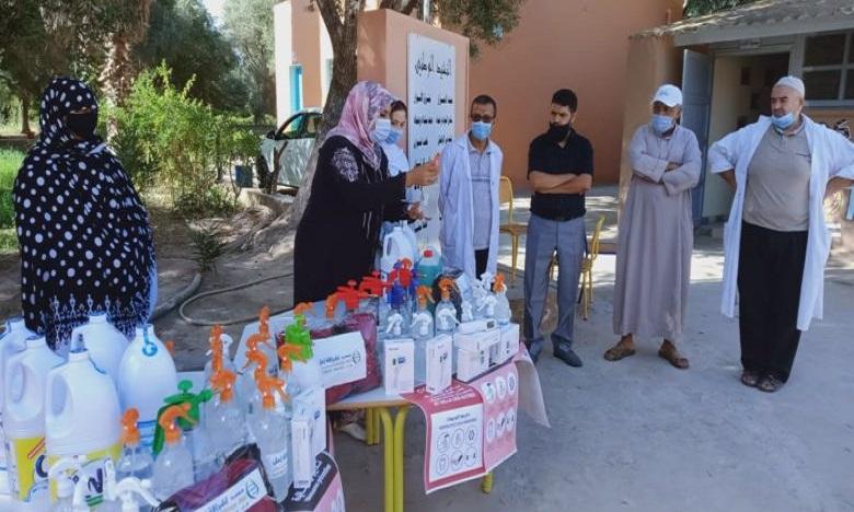 Rentrée scolaire en milieu rural : L'association Ichraqat Amal se mobilise