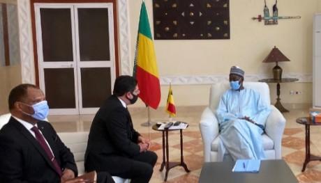Visite de M. Nasser Bourita à Bamako sur Très Hautes Instructions de S.M. le Roi