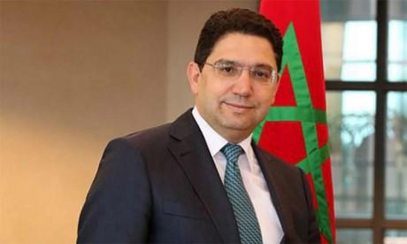 Entretiens maroco-saoudiens sur les questions régionales d'intérêt commun