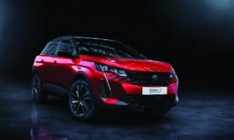 Le design du nouveau Peugeot 3008 dessine les codes d'une nouvelle ère de modernité avec toujours plus d'élégance.