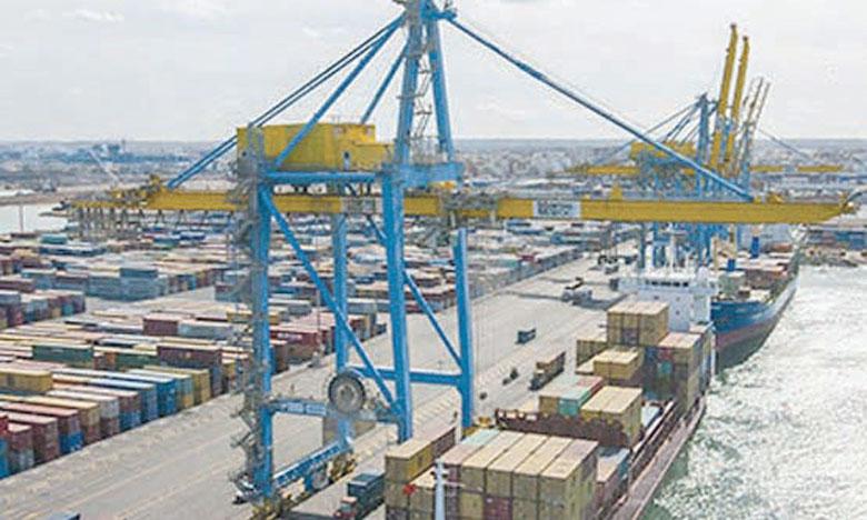 La hausse du trafic a particulièrement profité aux ports d'Agadir (14,1%) et Tan Tan (13,2%).