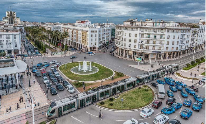 Le Maroc dans le top 30 des nations ayant la meilleure réputation auprès des pays du G 7 + la Russie
