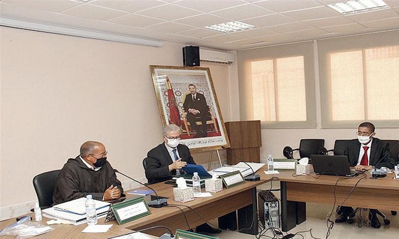 Le Comité de supervision et de contrôle de l'AREP tient sa session ordinaire