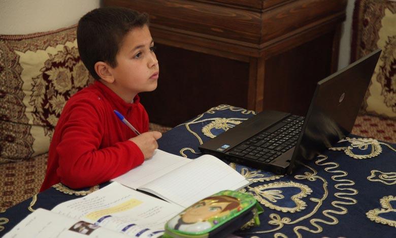 Casablanca: adoption de l'enseignement à distance pour 2 semaines supplémentaires