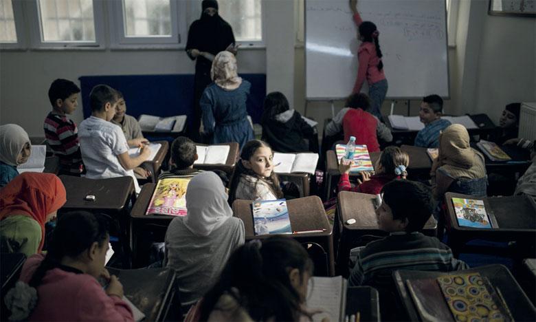 L'éducation des réfugiés dans le monde  gravement menacée par le Covid-19