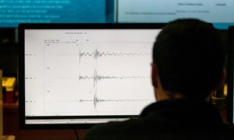 Un tremblement de terre d'une magnitude de 6,8 frappe le nord du Chili