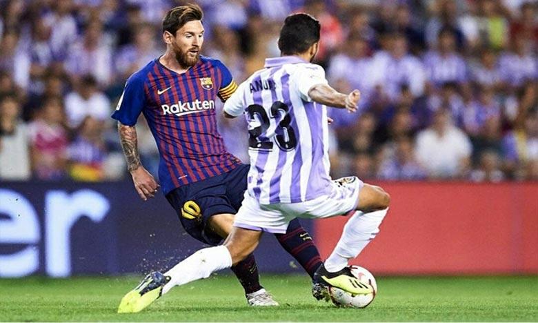 Le Real Valladolid et l'Apoel de Nicosie ont conclu un accord pour le transfert jusqu'à la fin de la saison en cours des droits fédératifs d'Anouar Mohamed Touhami. Ph : DR