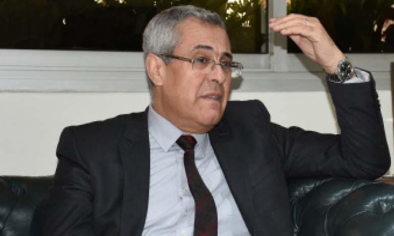 Mohamed Ben Abdelkader. Ph. Kartouch