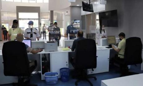 Centre d'immatriculation de Marrakech: Les usagers appelés à prendre de nouveaux rendez-vous