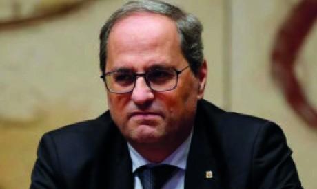La destitution du Président régional catalan en appel