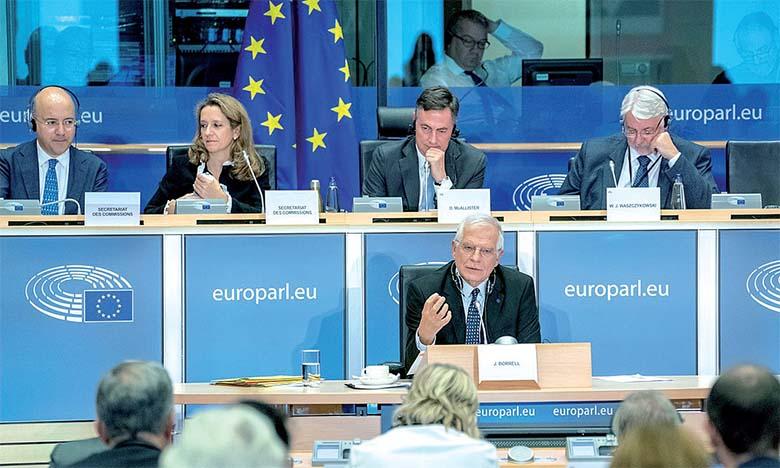 L'Union européenne réitère sa position pour une solution politique, réaliste et mutuellement acceptable à la question du Sahara marocain