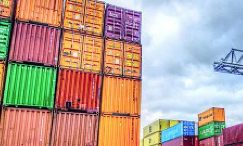 L'import recule 3 fois plus vite  que l'export au 2e trimestre