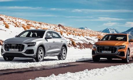 Espace, variabilité élevée et convivialité des hybrides rechargeables d'Audi sont d'autres critères d'importance pour la conduite au quotidien.
