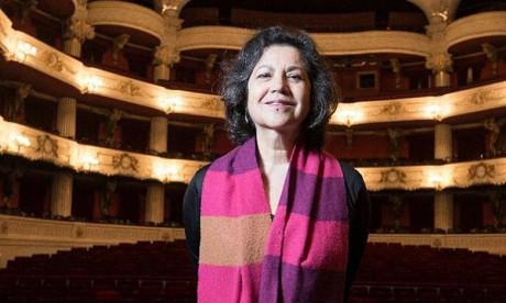 La soprano Miryam Singer distinguée au Chili