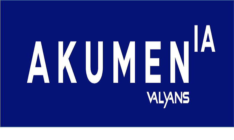 Intelligence artificielle et big data : Valyans Consulting et AIOX Labs lancent AkumenIA