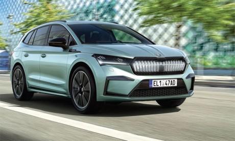 Le nouveau SUV est doté de lignes séduisantes et d'une calandre remarquable qui peut être équipée du Crystal Face.