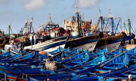Le port d'Essaouira reprend ses activités