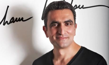 """Hicham Lahlou signe la dernière collection """"Morocco"""" pour la marque française Haviland"""