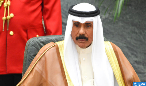 Cheikh Nawaf Al-Ahmad Al-Jaber Al-Sabah, nouvel émir du Koweït
