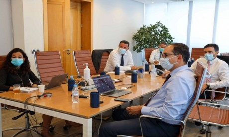 Relance économique: Le patronat se réunit avec les présidents des CGEM Régions
