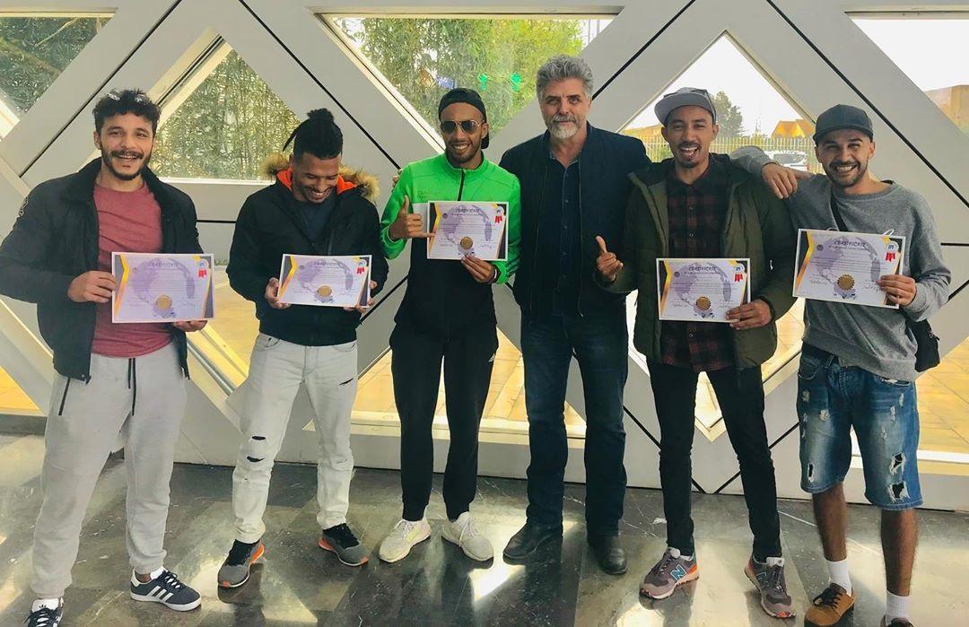 La Fédération Royale Marocaine des Sports Urbain certifiée par l'IPF